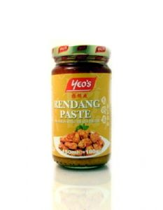 Rendang Curry Paste | Buy Online at the Asian Cookshop
